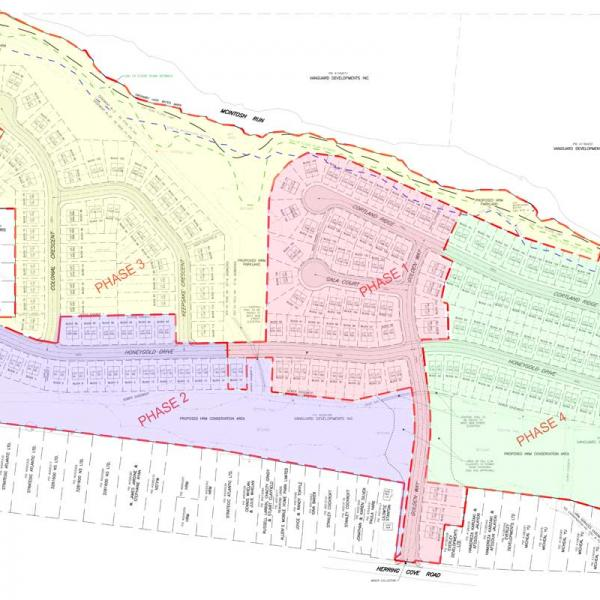 McIntosh Estates Master Plan Community